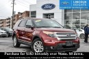 Used 2015 Ford Explorer XLT 4WD - BLUETOOTH - HEATED FRONT SEATS - REVERSE SENSING SYSTEM for sale in Ottawa, ON