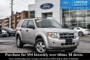 Used 2011 Ford Escape XLT FWD for sale in Ottawa, ON