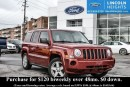 Used 2010 Jeep Patriot Sport 4WD for sale in Ottawa, ON