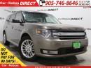 Used 2014 Ford Flex SEL| AWD| BACK UP CAMERA & SENSORS| for sale in Burlington, ON
