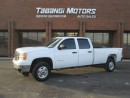 Used 2014 GMC Sierra 2500 HD 4X4 CREW CAB LONG BOX POWER WINDOWS! for sale in Mississauga, ON