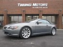 Used 2007 BMW 650i Cabriolet CONVERTIBLE | NAVIGATION | LOADED | for sale in Mississauga, ON