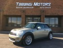 Used 2008 MINI Cooper S LEATHER SUNROOF! for sale in Mississauga, ON