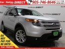 Used 2015 Ford Explorer XLT| 4X4| LEATHER| BACK UP CAMERA| for sale in Burlington, ON