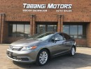 Used 2012 Honda Civic TOURING LEATHER NAVIGATION SUNROOF for sale in Mississauga, ON