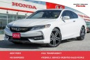 Used 2016 Honda Accord Touring V6 for sale in Whitby, ON