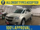 Used 2013 Chevrolet Equinox LT*MY LINK*PHONE CONNECT*BACK UP CAMERA*KEYLESS ENTRY*POWER WINDOWS/LOCKS/HEATED MIRRORS*POWER DRIVER SEAT* for sale in Cambridge, ON