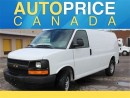 Used 2011 Chevrolet Express 2500 AUTO A/C CARGO for sale in Mississauga, ON