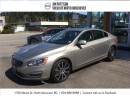Used 2015 Volvo S60 T6 AWD for sale in North Vancouver, BC