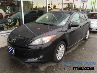 Used 2012 Mazda MAZDA3 Sport GS for sale in Burnaby, BC