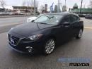 Used 2016 Mazda MAZDA3 GT for sale in Burnaby, BC