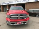 Used 2014 RAM 1500 Big Horn for sale in Mississauga, ON