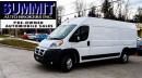 Used 2016 RAM 3500 ProMaster HIGH-ROOF | CAR-PROOF CLEAN | CAMERA | BLUETOOTH for sale in Richmond Hill, ON