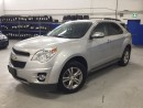 Used 2012 Chevrolet Equinox LTZ - NAVIGATION - LEATHER - MOONROOF for sale in Aurora, ON