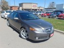 Used 2008 Acura TL PREM PKG-LEATHER-SUNROOF for sale in Scarborough, ON