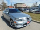 Used 2013 Mercedes-Benz C-Class C250W-SPORT PKG- LEATHER-SUNROOF for sale in Scarborough, ON