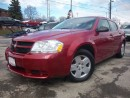 Used 2008 Dodge Avenger SE for sale in Whitby, ON