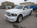 "Used 2013 Dodge Ram 1500 Sport - Hemi  GPS  Back Up Cam  8.4"" Touch Sc for sale in London, ON"