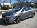 Used 2010 Kia Forte SX,AUTO,LEATHER,SUNROOF for sale in Mississauga, ON