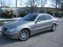 Used 2009 Mercedes-Benz E-Class 3.0L,4MATIK for sale in Mississauga, ON
