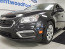 Used 2015 Chevrolet Cruze cruisin' down the street in this sick car for sale in Edmonton, AB