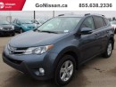 Used 2014 Toyota RAV4 NAVIGATION. PANORAMIC ROOF. LEATHER. FULL LOAD!! for sale in Edmonton, AB