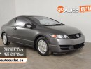 Used 2011 Honda Civic DX-G for sale in Edmonton, AB
