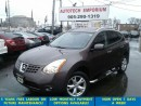 Used 2010 Nissan Rogue SL Auto Alloys/Sunroof/Heated Seats for sale in Mississauga, ON