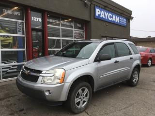 Used 2005 Chevrolet Equinox LS for sale in Kitchener, ON
