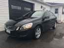 Used 2012 Volvo S60 T5 LEVEL II for sale in Kingston, ON