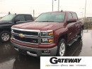 Used 2015 Chevrolet Silverado |1500 LT|CREW CAB|4X4|ALLOY RIMS|BLUETOOTH|ONSTAR| for sale in Brampton, ON