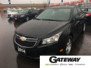 Used 2014 Chevrolet Cruze 2LT|LEATHER|BLUE TOOTH|REVERSE CAM| for sale in Brampton, ON