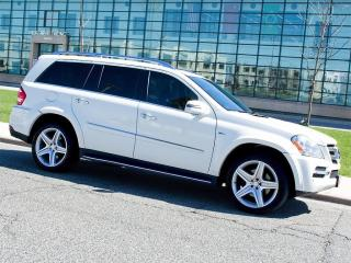 Used 2012 Mercedes-Benz GL350 AMG|NAVI|REARCAM|DUAL DVD|RUNNING BOARDS for sale in Scarborough, ON