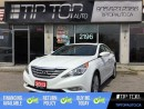 Used 2013 Hyundai Sonata LIMITED for sale in Bowmanville, ON