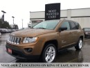 Used 2011 Jeep Compass LIMITED | NAVIGATION | LEATHER for sale in Kitchener, ON