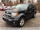 Used 2007 Dodge Nitro SE 3.7L 4X4 | SUNROOF | ALLOYS for sale in Kitchener, ON