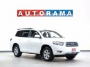 Used 2008 Toyota Highlander 7 PASSENGER BACKUP CAMERA 4WD for sale in North York, ON