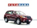 Used 2009 Hyundai Santa Fe LEATHER SUNROOF 4WD for sale in North York, ON