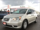 Used 2008 Honda Odyssey LX (CERTIFIED & SAFETIED) for sale in Etobicoke, ON