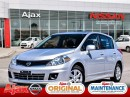Used 2012 Nissan Versa 1.8 SL*Ajax Nissan Original*Great Shape for sale in Ajax, ON