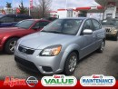 Used 2011 Kia Rio EX*Value Priced*Low Kms for sale in Ajax, ON