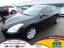 Used 2012 Nissan Altima SE | FULLY LOADED | CAM | NAVIGATION | LEATHER for sale in London, ON