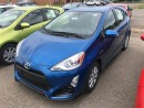 New 2017 Toyota Prius c Upgrade Package for sale in Kentville, NS