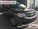 Used 2015 Dodge Grand Caravan SXT|DVD|Back Up Camera|Stow 'N Go for sale in Edmonton, AB