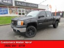Used 2013 GMC Sierra 1500 WT   5.3L, LIFT, PREM-ALLOYS, STRG-WHL AUDIO, CLIMATE, BT, for sale in St Catharines, ON