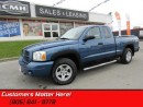 Used 2006 Dodge Dakota ST   4x4! CRUISE! AUX JACK! for sale in St Catharines, ON