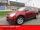 Used 2010 Chevrolet Equinox LS   SIRIUS! A/C! ALLOYS! GREAT LOW KM'S! for sale in St Catharines, ON