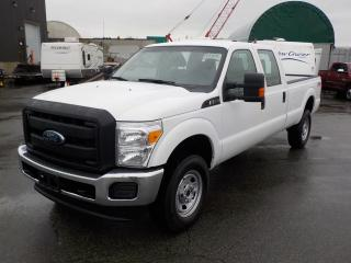 Used 2016 Ford F-350 SD XL Crew Cab Long Bed 4WD for sale in Burnaby, BC