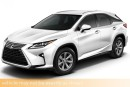 Used 2016 Lexus RX 350 AWD, Backup Cam, MoonRoof for sale in Winnipeg, MB