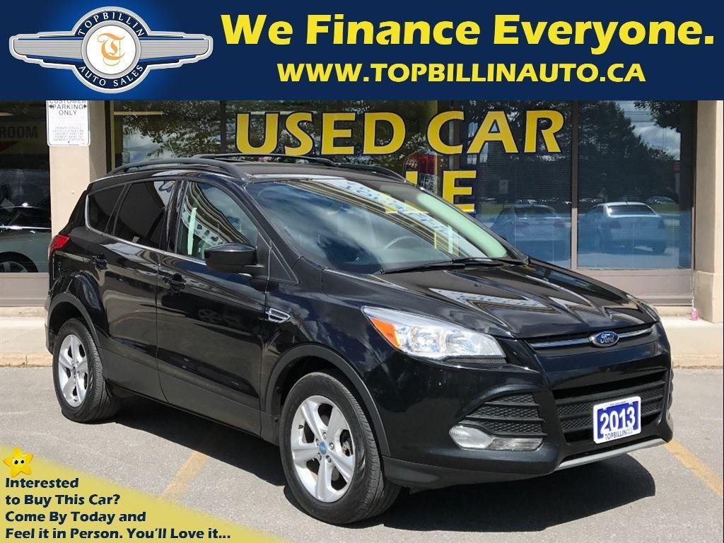 2013 Ford Escape 4WD 2.0L, NAVIGATION, POWER TAIL-GATE